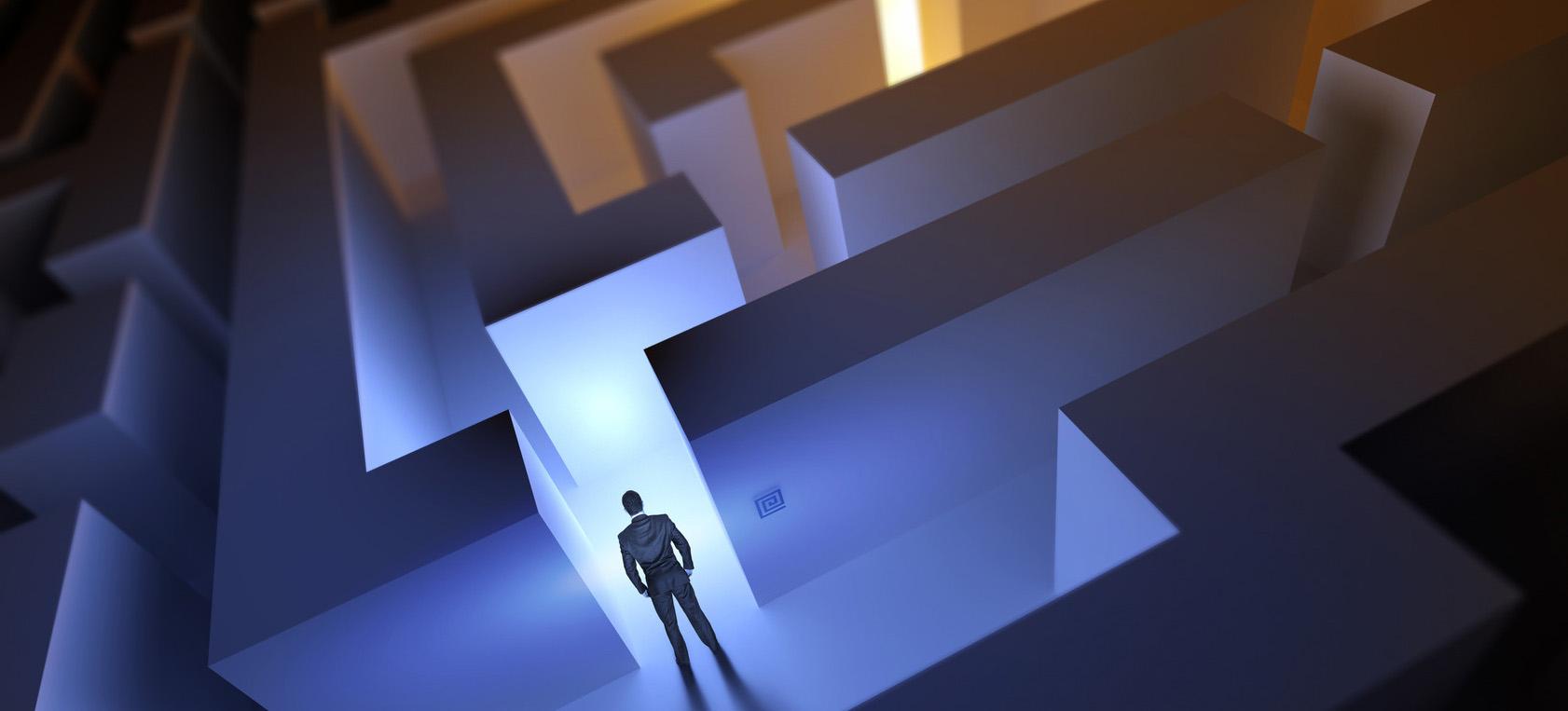 Strategy Maze